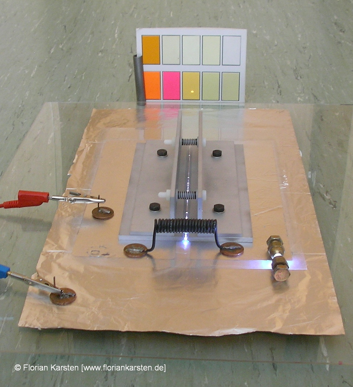 Laser selbstbau